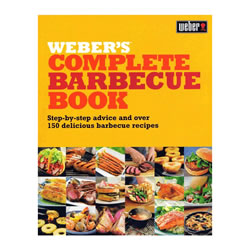Small Image of Weber's Complete Barbecue Book