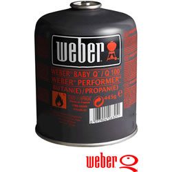 Weber Disposable Gas Canister 445g