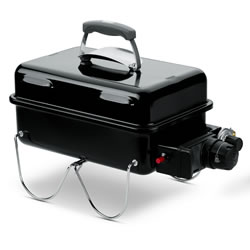 Small Image of Weber Go-Anywhere Gas Barbecue