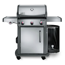 Small Image of Weber Spirit S320 (Premium) Gas BBQ