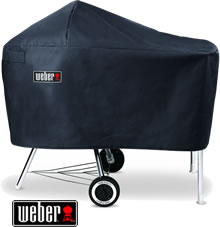 Image of Weber 57cm Kettle & Side Table Cover