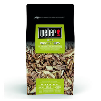 Image of Weber Apple Wood Chips