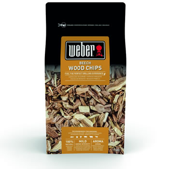 Image of Weber Beech Wood Chips