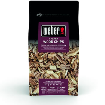 Image of Weber Cherry Wood Chips