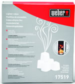 Weber Lighter Cubes - Firelighters - 17519