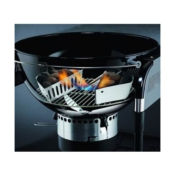 Weber performer deluxe bbq with gas ignition - Promo barbecue weber ...
