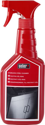 Image of Weber Stainless Steel Cleaner - 26105