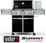 Weber Summit E470 Gas BBQ