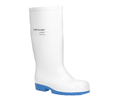 Image of Dunlop Acifort Classic Plus Wellingtons in White