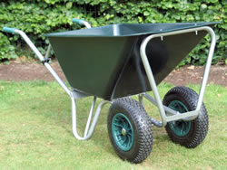 Image of Garden Wheelbarrow - Mammouth 160 to 230ltr