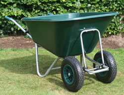 Image of Garden Wheelbarrow - Samson 200 to 275ltr