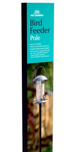Image of Bird Feeder Pole
