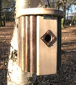 Small Image of Hazel Bird Nest Box