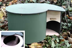 Image of Hogilo Hedgehog House & Feeding Lounge HH7