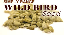 Simply Sunflower Hearts - Extra Large Bulk Bags