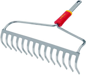 Image of Wolf Garden Multi Change Bow Rake - DOM40