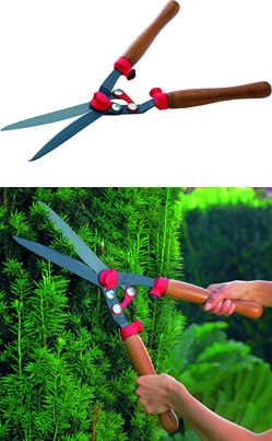 Image of Wolf Variable Hedge Shears - HSG