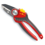 Wolf Premium Plus Anvil Secateurs - RS4000