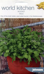 Small Image of World Kitchen Mixed Rocket Seeds