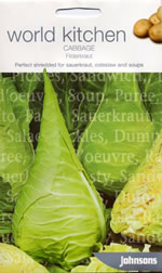 World Kitchen Filderkraut Cabbage Seeds