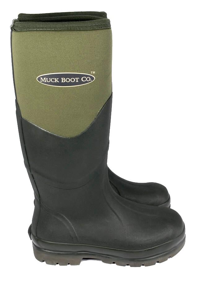 Muck Boot Chore 2k Moss 163 81 Garden4less Uk Shop