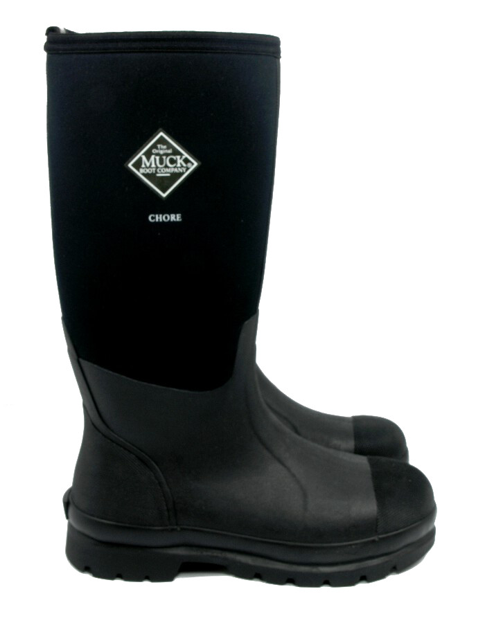 Muck Boot - Chore Hi - Black