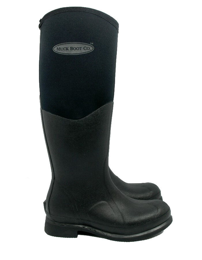 Muck Boot - Colt Ryder - Riding Welly Black - £76.5 | Garden4Less ...
