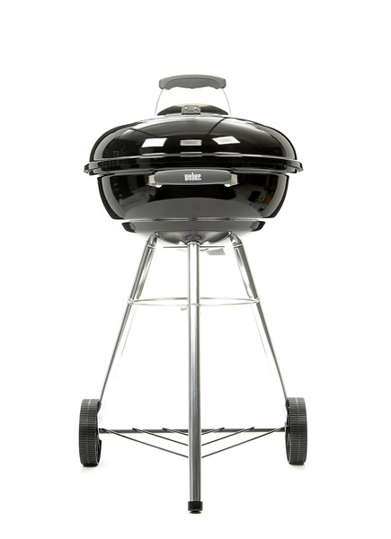 weber compact kettle bbq 47cm garden4less uk shop. Black Bedroom Furniture Sets. Home Design Ideas
