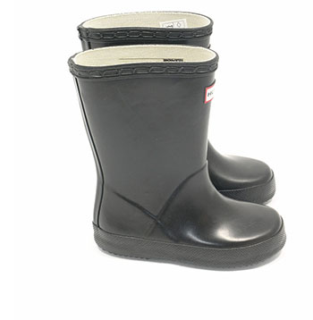 Kids First Hunter Wellies - Black UK 12 - Spin Image