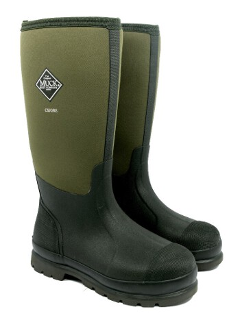 Image of Muck Boot - Chore Hi - Moss - UK  4 / EURO 37