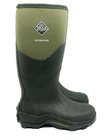 Muck Boot - Muckmaster - Moss - UK Size 14 / EURO 49 - Spin Image