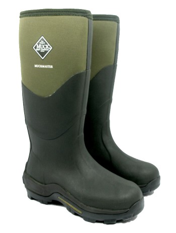 Image of Muck Boot - Muckmaster - Moss - UK 8 / EURO 42