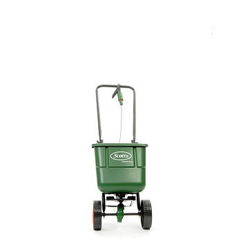 Scotts EasyGreen Rotary Lawn Spreader - Spin Image